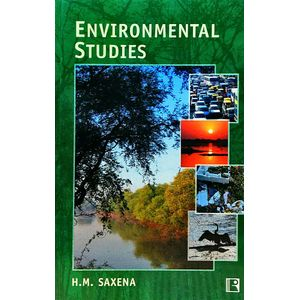 Environmental Studies By H M Saxena-(English)