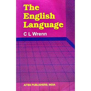 The English Language By C L Wrenn-(English)