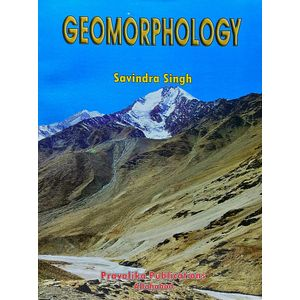 Geomorphology By Savindra Singh-(English)
