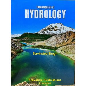 Fundamentals Of Hydrology By Savindra Singh-(English)