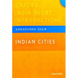 Indian Cities By Annapurna Shaw-(English)