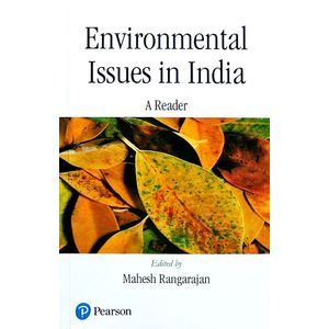 Environmental Issues In India A Reader By Mahesh Rangarajan-(English)