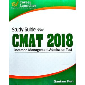 Cmat Guide 2018 By Gautam Puri-(English)
