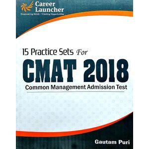 Cmat 15 Practice Sets By Gautam Puri-(English)