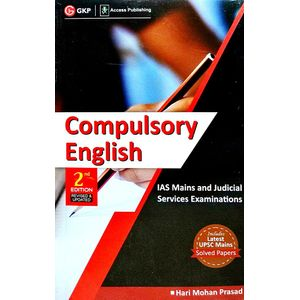 Compulsory English By Hari Mohan Prasad-(English)