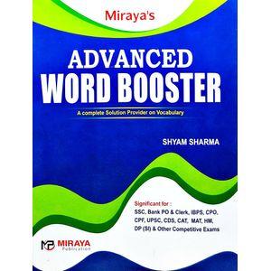 Advanced Word Booster By Shyam Sharma-(English)
