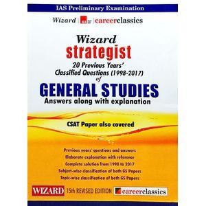Wizard 20 Years (1998-2017) Solution Of General Studies By Jojo Mathew-(English)