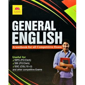 General English A Textbook For All Competitive Exam By Anand Kumar Karan-(English)