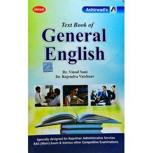 Text Book Of General English By Dr Vinod Soni, Dr Rajendra Vaishnav-(Hindi)