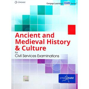 Ancient And Medieval History & Culture For Civil Services Examinations By Editorial Team-(English)