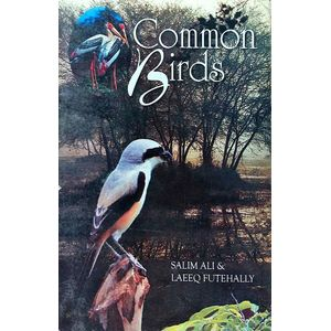 Common Birds By Salim Ali & Laeeq Futehally-(English)