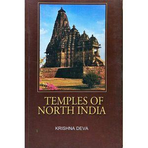 Temples Of North India By Krishna Deva-(English)