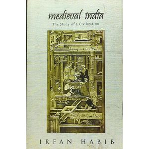 Medieval India By Irfan Habib-(English)