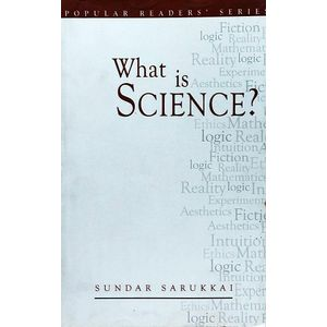 What Is Science By Sundar Sarukkai-(English)