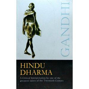 Hindu Dharma By M K Gandhi-(Hindi)