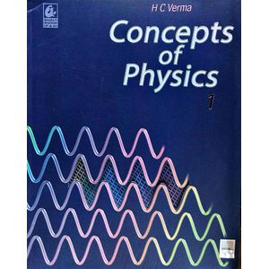 Concepts Of Physics 1 By H C Verma-(English)