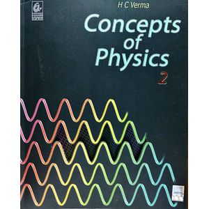 Concepts Of Physics 2 By H C Verma-(English)
