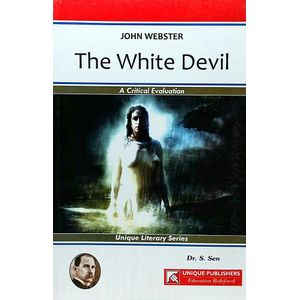 The White Devil By Dr S Sen, J K Chopra-(English)