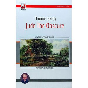 Thomas Hardy Jude The Obscure By Dr S Sen-(English)