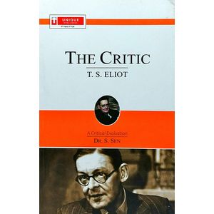 The Critic By Dr S Sen-(English)