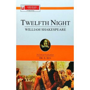 Twelfth Night By Dr S Sen-(English)
