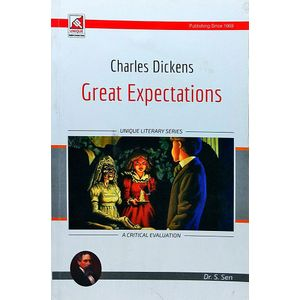 Charles Dickens Great Expectations By Dr S Sen-(English)