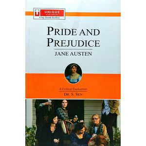 Jane Austen Pride And Prejudice By Dr S Sen-(English)
