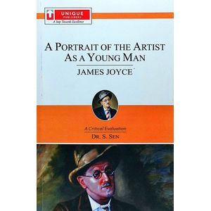A Portrait Of The Artist As A Young Man James Joyce By Dr S Sen-(English)