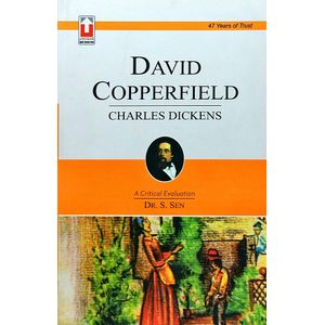 David Copperfield By Dr S Sen-(English)