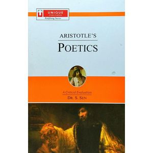 Aristotle Poetics By Dr S Sen-(English)