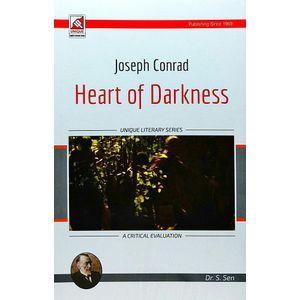 Joseph Conard Heart Of Darkness By Dr S Sen-(English)