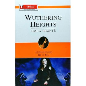 Emily Bronte Wuthering Heights By Dr S Sen-(English)