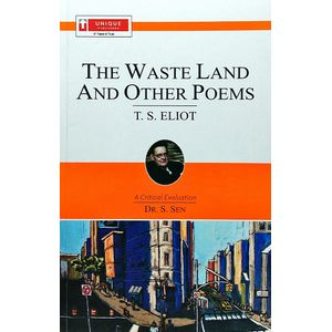 The Waste Land And Other Poems By Dr S Sen-(English)