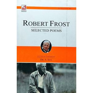 Robert Frost Selected Poems By Dr S Sen-(English)