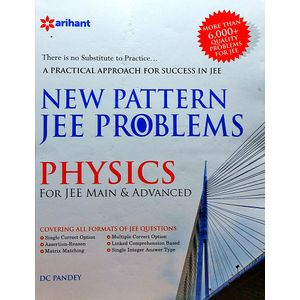 New Pattern Jee Problems Physics For Jee Main & Advanced By D C Pandey-(English)