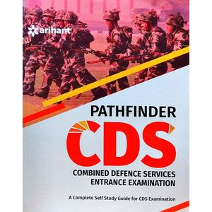 Pathfinder Cds Entrance Examination By Arihant Experts-(English)