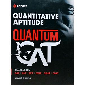 Quantitative Aptitude Quantum Cat By Sarvesh K Verma-(English)