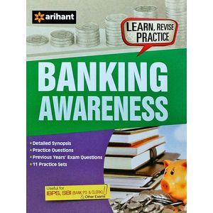 Banking Awareness By Rohit Singh, Rakesh Kumar Roshan-(English)