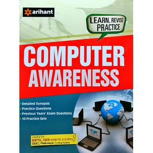 Computer Awareness By Mini Goyal, Shweta Rani-(English)
