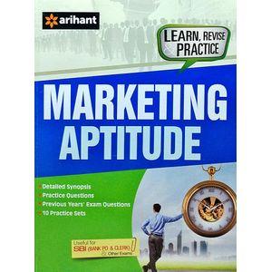 Marketing Aptitude By Madhumita Pattrea-(English)