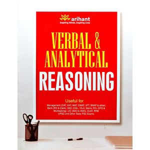 Verbal & Analytical Reasoning By Bs Sijwali, Indu Sijwali-(English)
