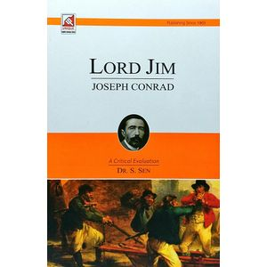 Joseph Conard Lord Jim By Dr S Sen-(English)