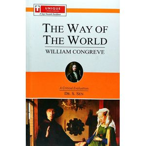 The Way Of The World William Congreve By Dr S Sen-(English)