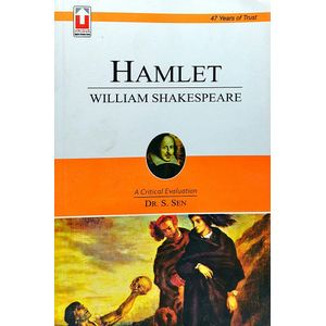 William Shakespeare Hamlet By Dr S Sen-(English)