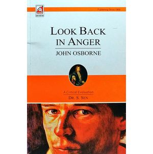 Look Back In Anger By John Osborne-(English)