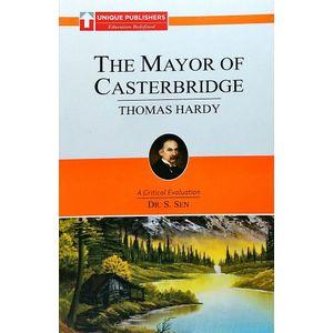Mayor Of Casterbridge By Dr S Sen-(English)