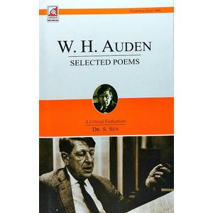 W H Auden Selected Poems By Dr S Sen-(English)