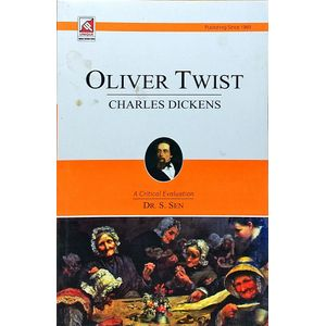 Oliver Twist Charles Dickens By Dr S Sen-(English)