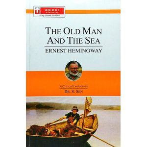 The Old Man And The Sea By Dr S Sen-(English)