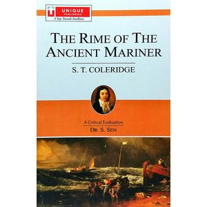 The Rime Of The Ancient Mariner By Dr S Sen-(English)